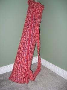 Yoga bag - mat in